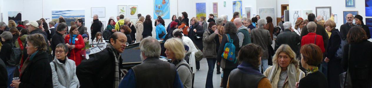 EL-DRAC en Colonia - Group exhibition in Cologne - Lichthof - 2008